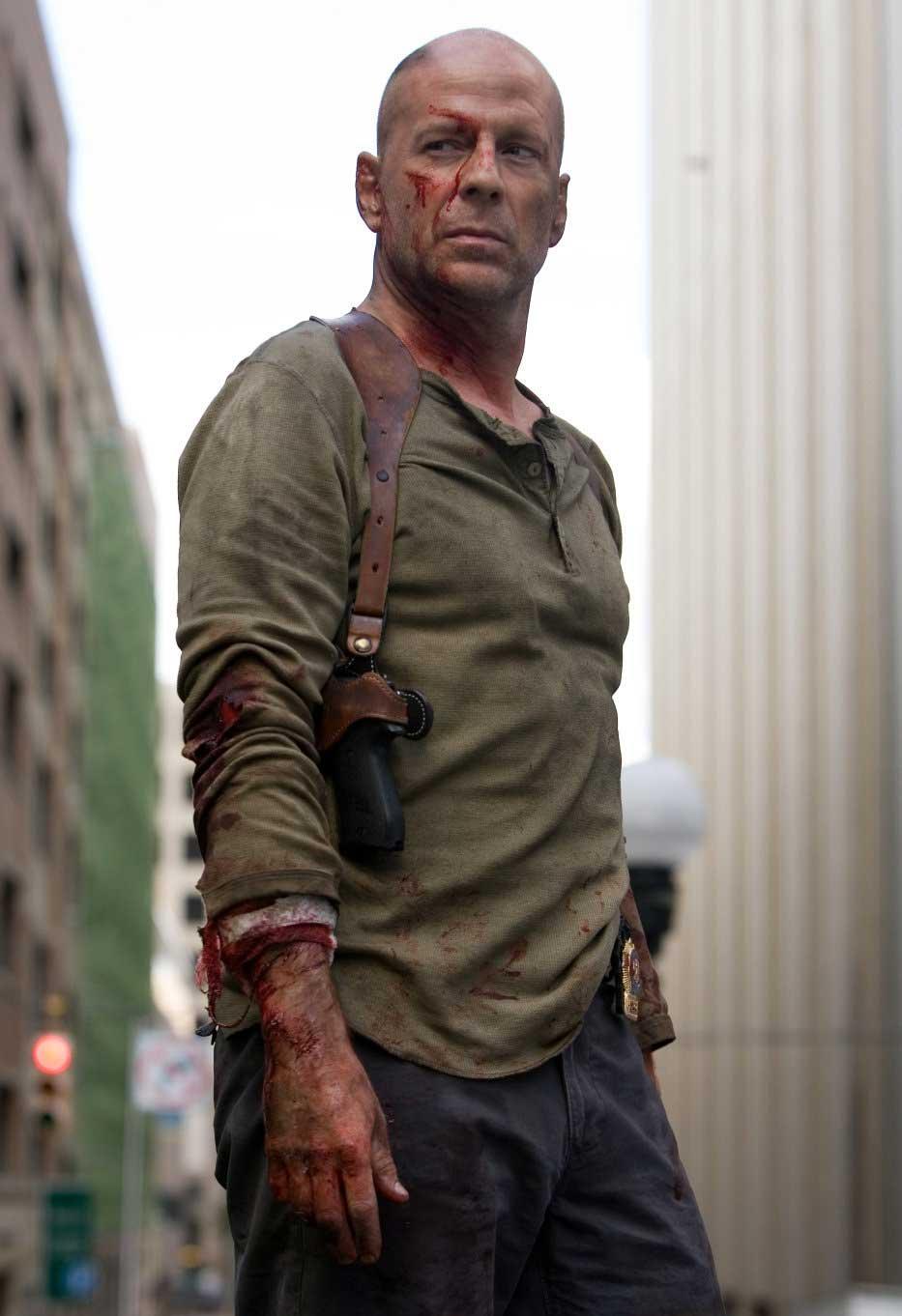 Bruce Willis: eroe per caso