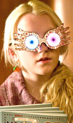 In foto Evanna Lynch