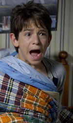 In foto Zachary Gordon (15 anni)