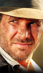 In foto Harrison Ford (71 anni)