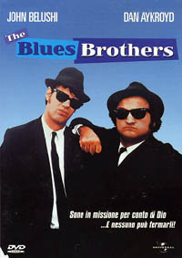 Cover Dvd The Blues Brothers