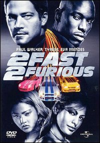 Cover Dvd 2 Fast 2 Furious