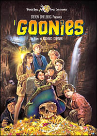 Cover Dvd Goonies