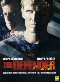 Cover Dvd The Defender