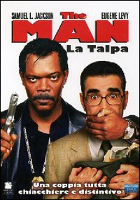 Cover Dvd The Man. La talpa