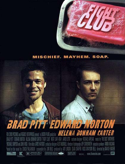 Locandina Fight Club