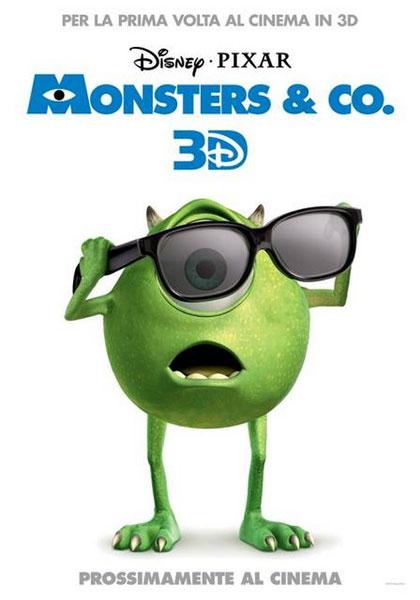 Locandina del film Monsters & Co.