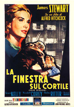 La finestra sul cortile streaming