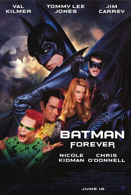[DivX   Ita Eng mp3] Batman Forever [tntvillage scambioetico org] preview 0
