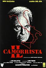 Cover CD Il camorrista