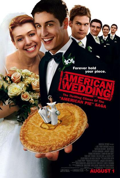 American Pie 3 - Il matrimonio Locandinapg1