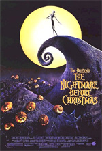 Trailer Tim Burton's The Nightmare Before Christmas
