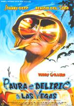 PAURA E DELIRIO A LAS VEGAS IN STREAMING