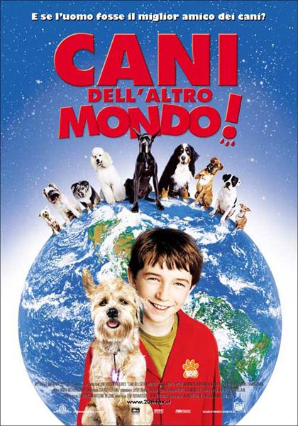 Cani dell'altro mondo (2003) Locandina