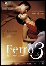 Locandina del Film Ferro 3 - La Casa Vuota