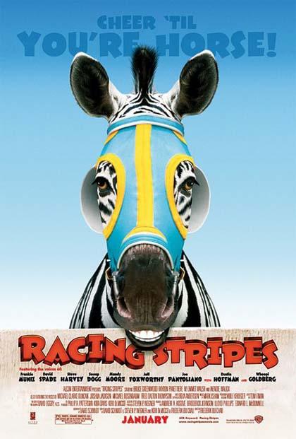 Striscia, Una Zebra alla Riscossa streaming film megavideo