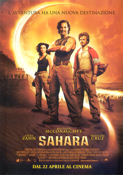 Sahara in streaming