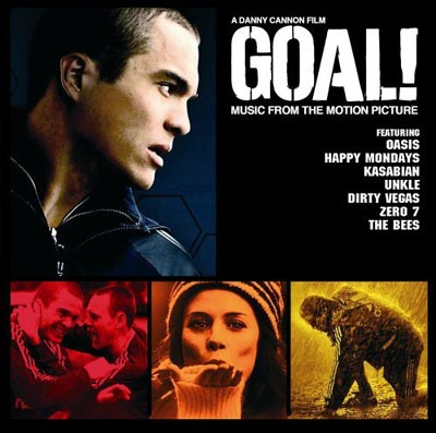Cover CD Goal! Il film
