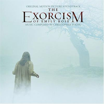 Cover CD The Exorcism of Emily Rose
