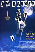 Cover della colonna sonora del film Man on the Moon
