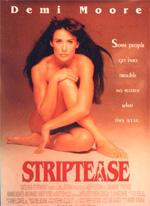 Striptease in streaming