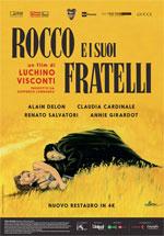 Cover della colonna sonora del film Rocco e i suoi fratelliv