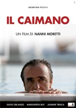 Cover CD Il caimano