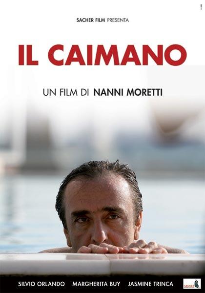 Locandina del Film Il Caimano