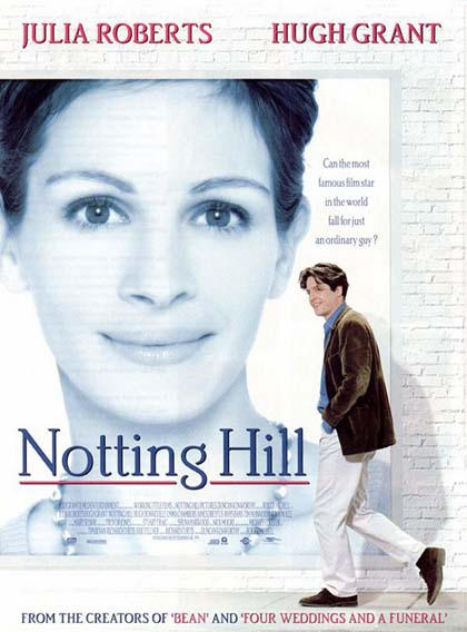 Locandina Notting Hill  Film Streaming