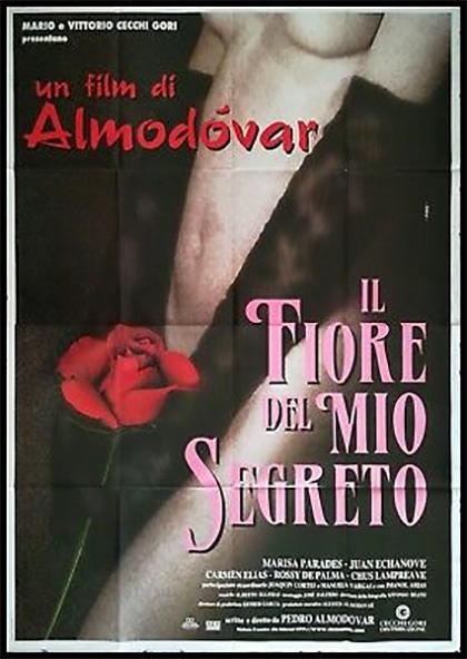 Il fiore del mio segreto (1995)