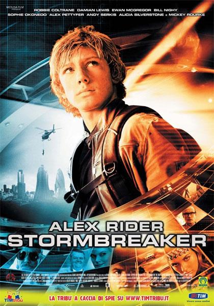Locandina Stormbreaker