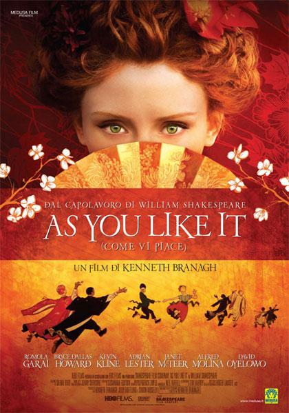 As You Like It   Come Vi Piace [XviD   Ita Ac3] Drammatico preview 0