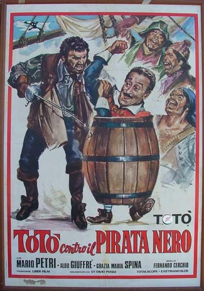 Totò contro il pirata nero [DVDrip Divx   Ita Mp3] Comico [TNTvillage org] preview 0
