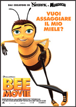 Locandina Bee Movie