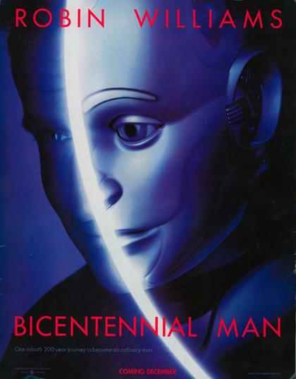 Locandina L'uomo bicentenario streaming film