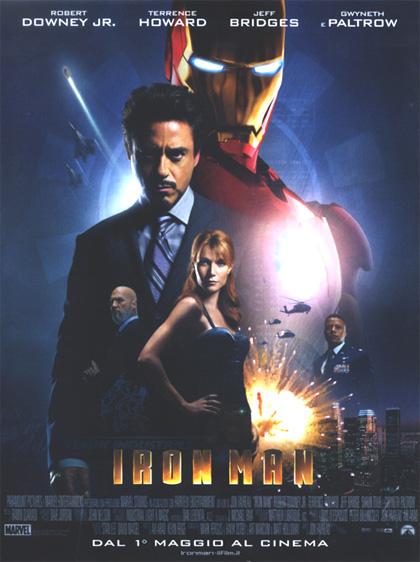 Iron Man 2008 iTALiAN LD SCREENER XviD SiLENT preview 0