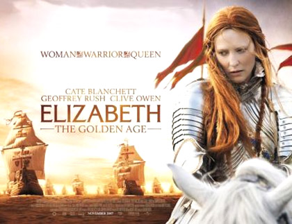 Locandina Elizabeth - The Golden Age