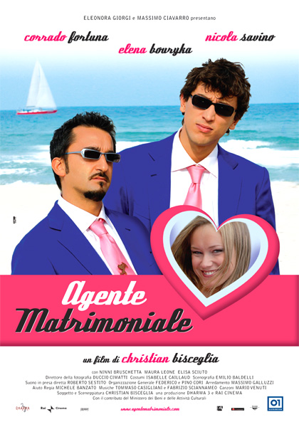 locandina Agente matrimoniale