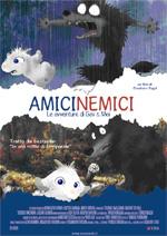 Locandina Amicinemici - Le avventure di Gav e Mei