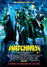 Locandina italiana Watchmen