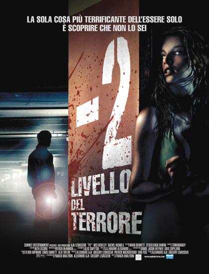 Locandina -2 - Livello del terrore