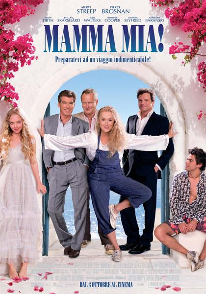 Locandina Mamma Mia!
