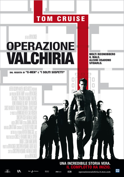Locandina Operazione Valchiria