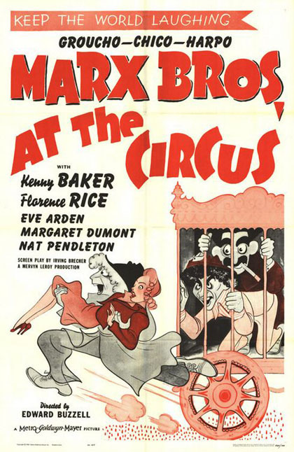 At The Circus Marx Brothers(Eng Ger Spa Multisub) preview 0
