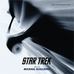 Cover CD Star Trek - Il futuro ha inizio