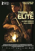 Cover della colonna sonora del film Tropa de Elite - Gli squadroni della morte