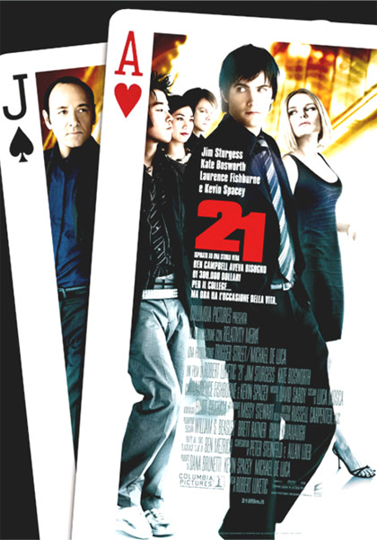 21 Blackjack 2008 iTALiAN LiMiTED AC3 DVDRip XviD GBM[ preview 0