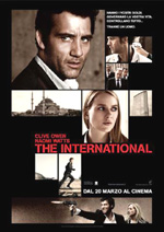 Trailer The International