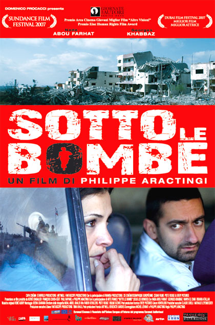 Sotto Le Bombe 2007 iTALiAN MD DVDRip XviD SiLENT preview 0