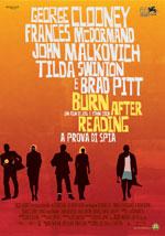 Trailer Burn After Reading - A prova di spia